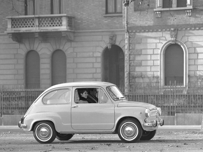 1955 Fiat 600 291274
