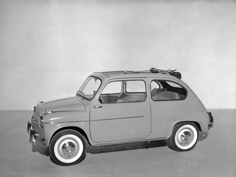 1955 Fiat 600 291275