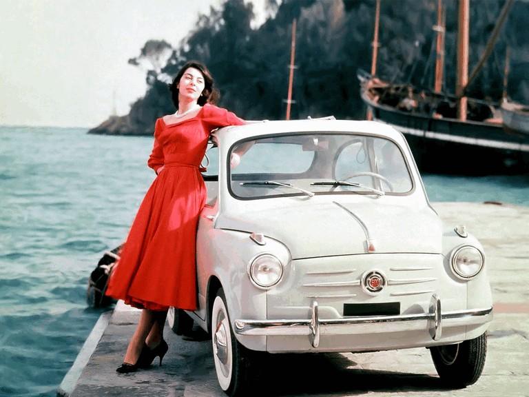 1955 Fiat 600 291276