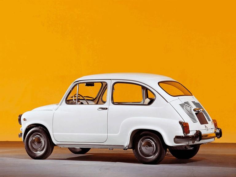 1955 Fiat 600 291277
