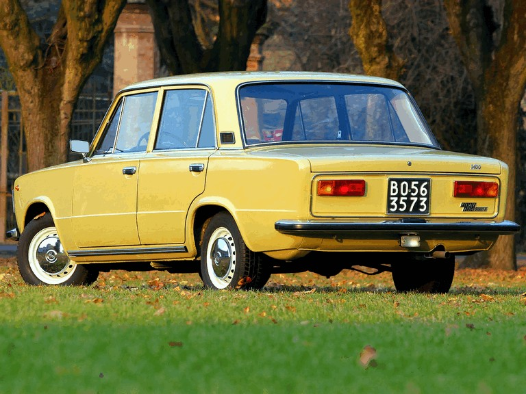 1970 Fiat 124 T Special 291282