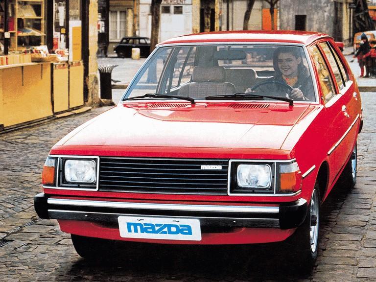 1977 Mazda 323 5-door ( FA ) 291340