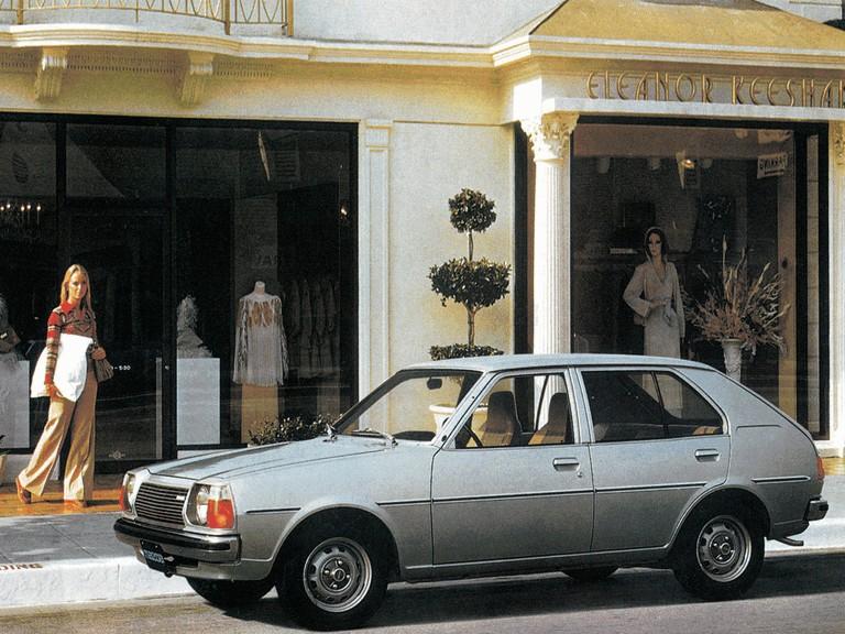 1977 Mazda 323 5-door ( FA ) 291343