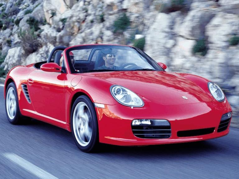2005 Porsche Boxster S 206236