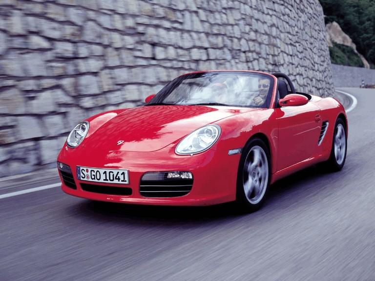 2005 Porsche Boxster S 206237