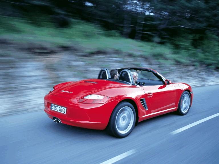 2005 Porsche Boxster S 206238