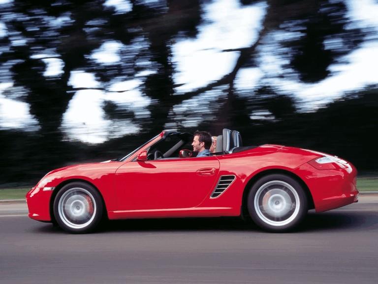 2005 Porsche Boxster S 206239