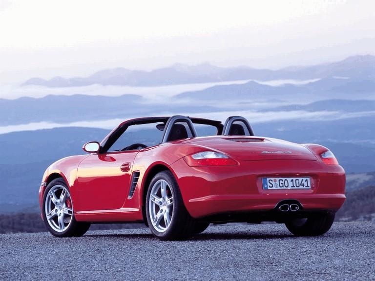 2005 Porsche Boxster S 206242