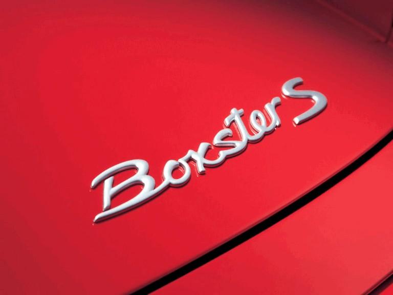 2005 Porsche Boxster S 206246