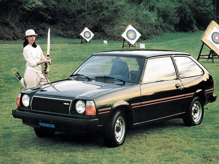 1977 Mazda 323 SP ( FA ) 291344