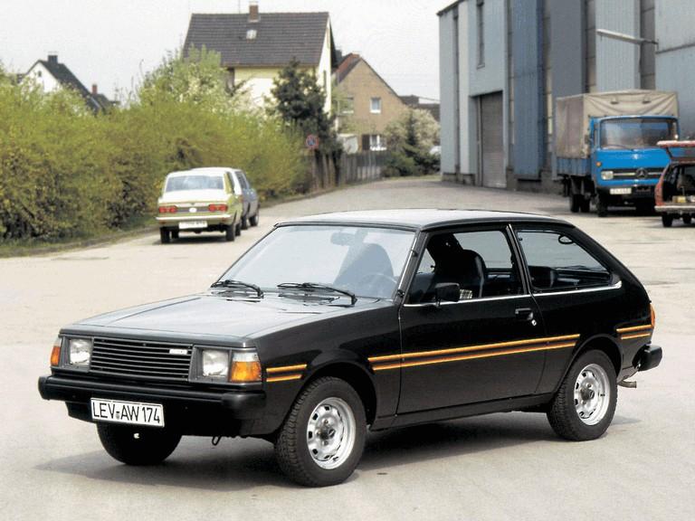 1977 Mazda 323 SP ( FA ) 291345