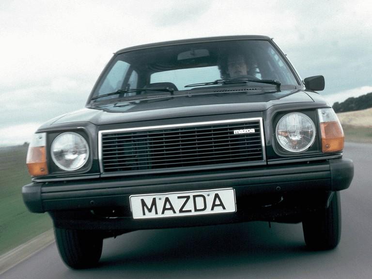1977 Mazda 323 SP ( FA ) 291346