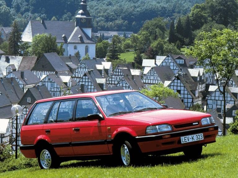 1990 Mazda 323 Station Wagon 4WD ( BW ) 291372