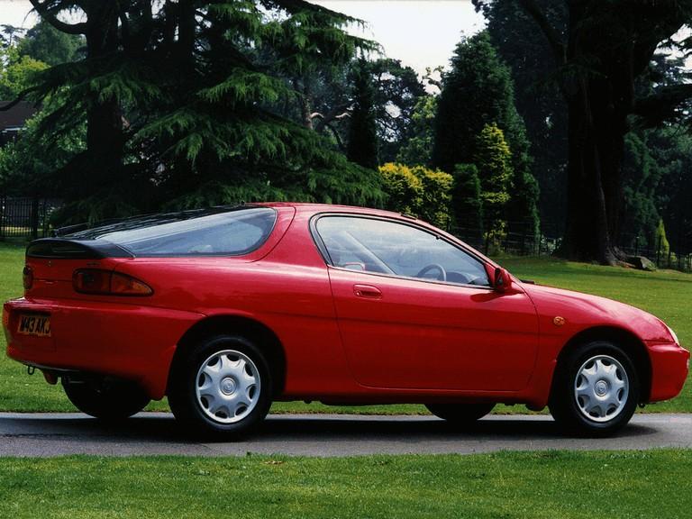 1991 Mazda MX-3 - UK version 291381