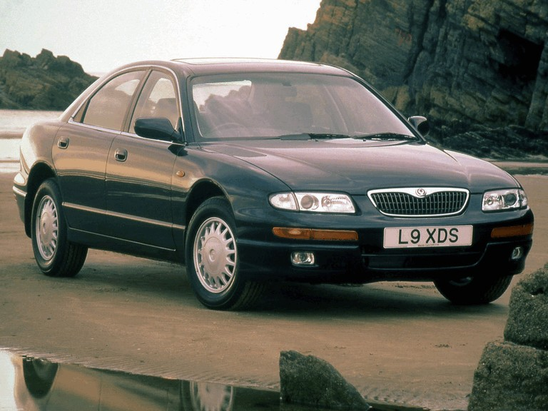 1993 Mazda Xedos 9 - UK version 291392
