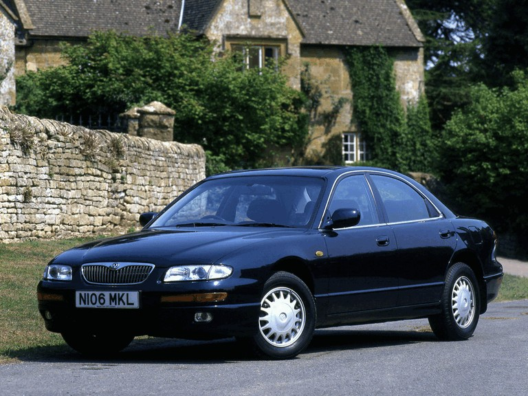 1993 Mazda Xedos 9 - UK version 291393