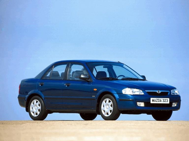 1998 Mazda 323 Sedan ( BJ ) 291396
