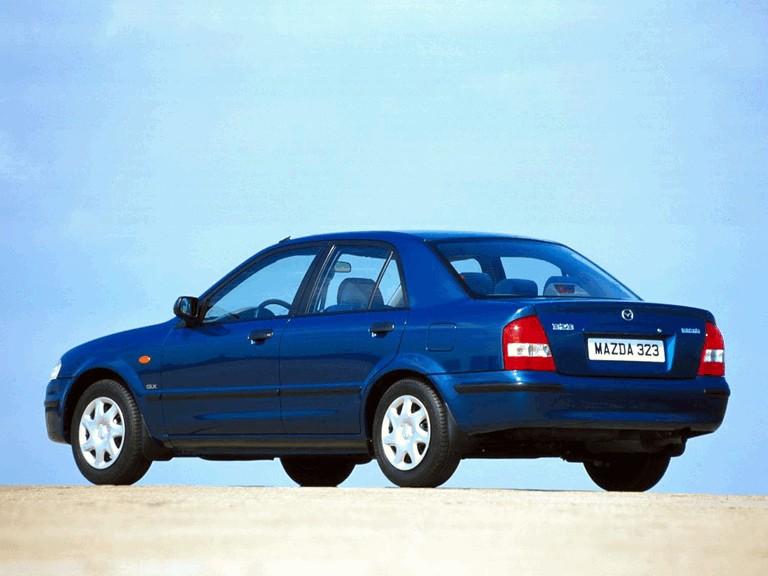 1998 Mazda 323 Sedan ( BJ ) 291397