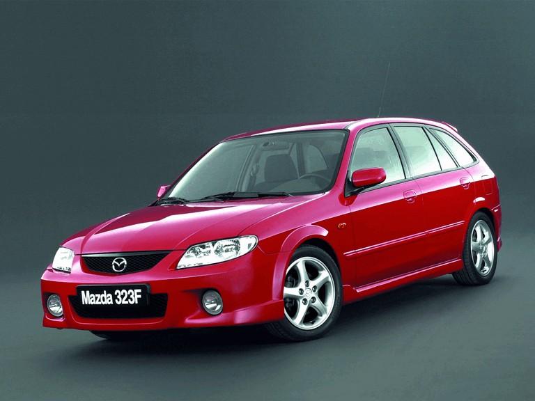2000 Mazda 323 F ( BJ ) 291403