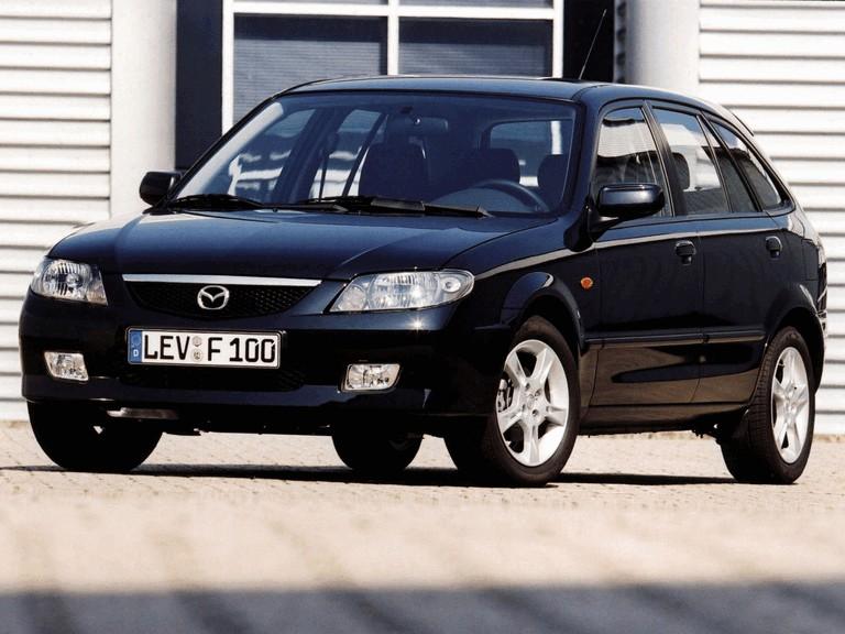2000 Mazda 323 F ( BJ ) 291407