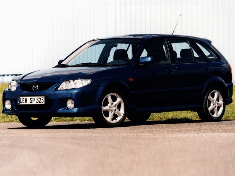 2000 Mazda 323 F ( BJ ) 291409