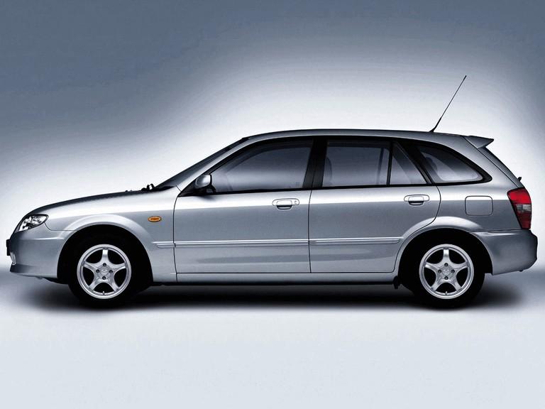 2000 Mazda 323 F ( BJ ) 291412