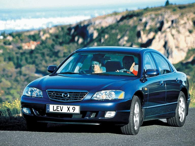 2000 Mazda Xedos 9 291431
