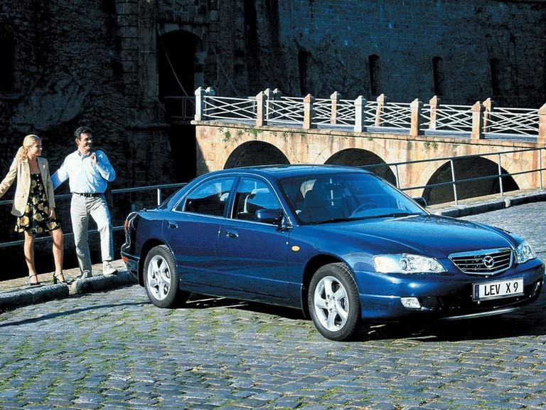 2000 Mazda Xedos 9 291434