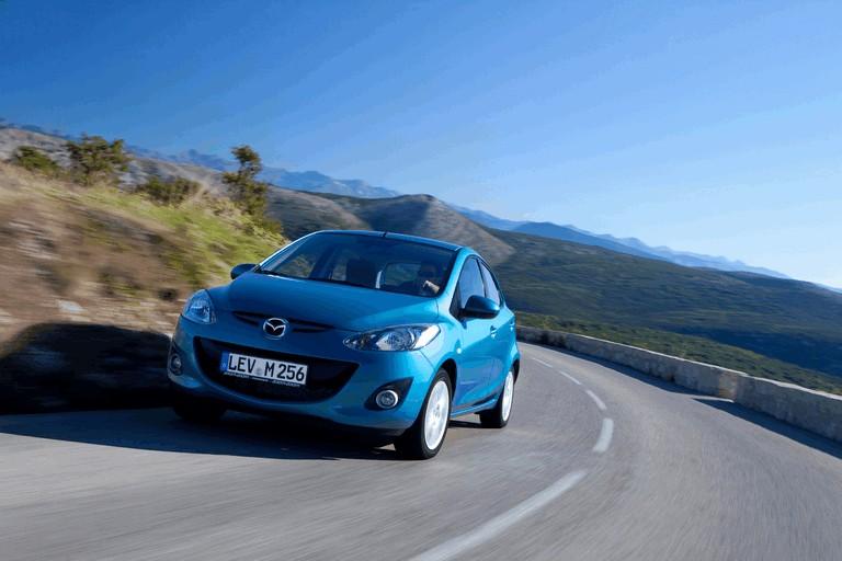 2010 Mazda 2 291458
