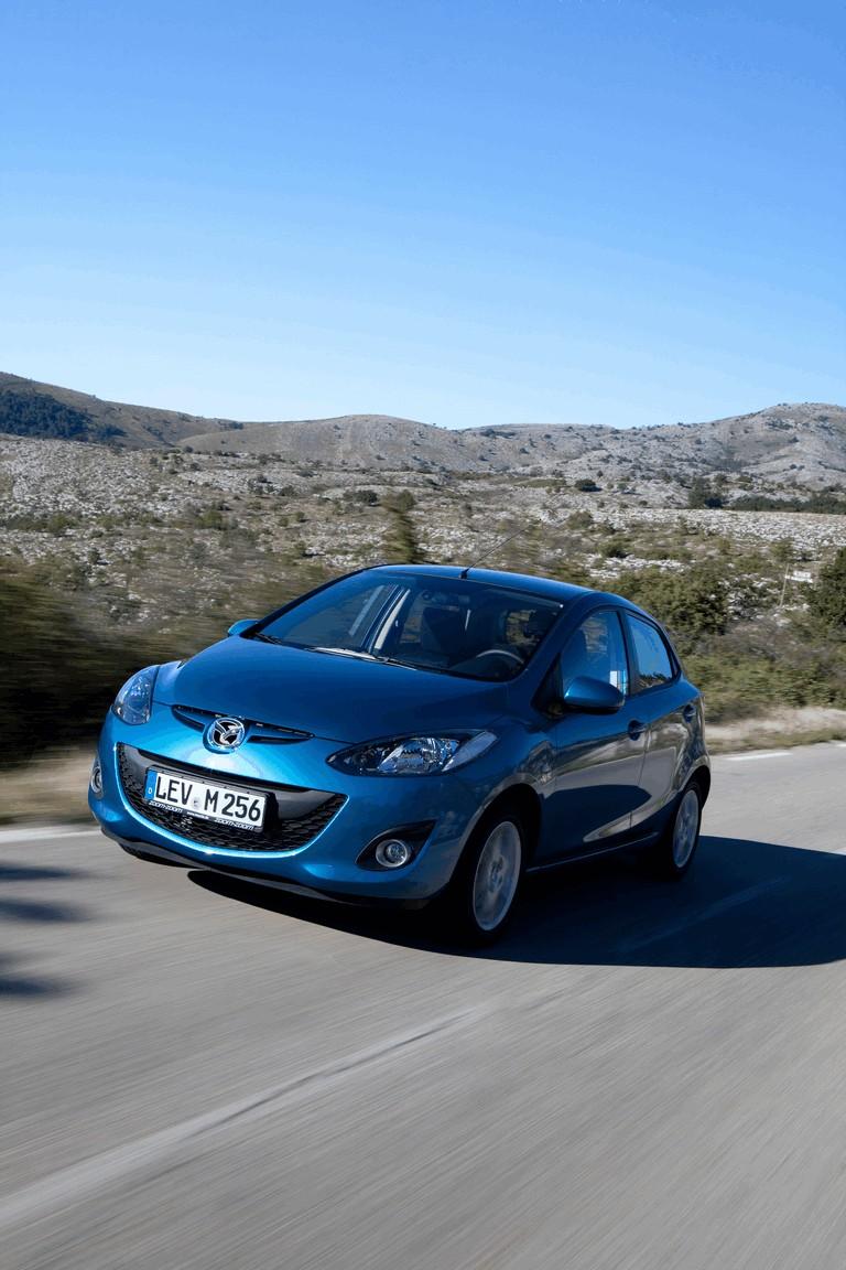 2010 Mazda 2 291463