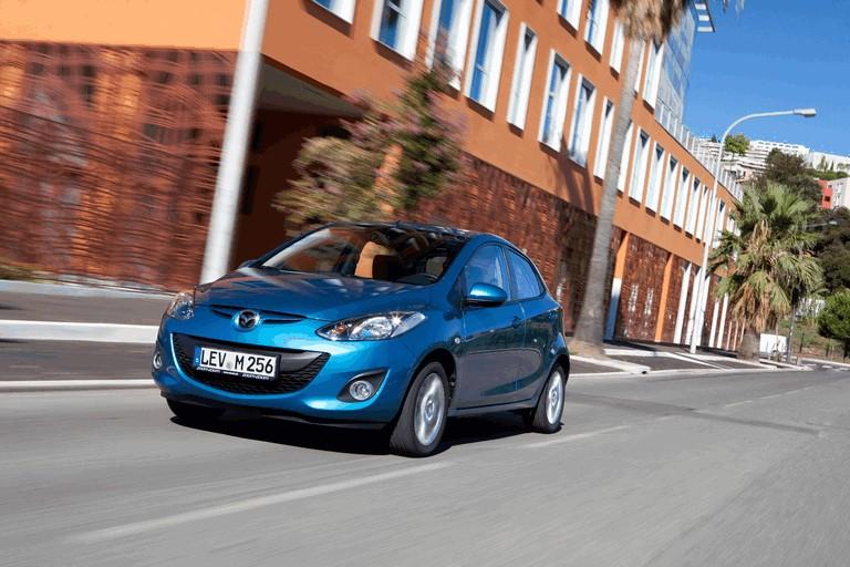 2010 Mazda 2 291468