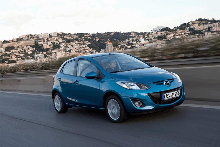2010 Mazda 2 291471