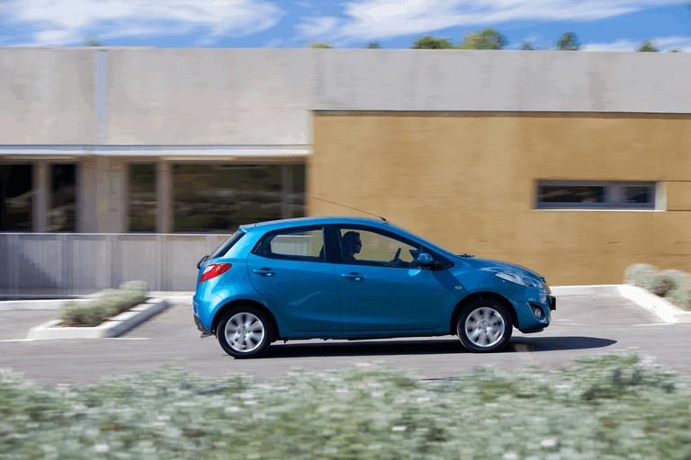2010 Mazda 2 291480