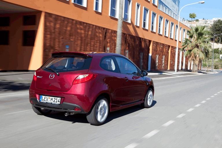 2010 Mazda 2 291492