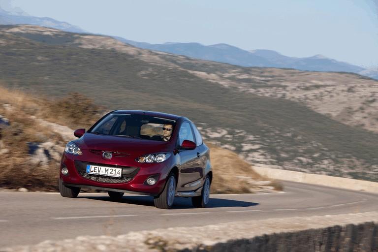 2010 Mazda 2 291493