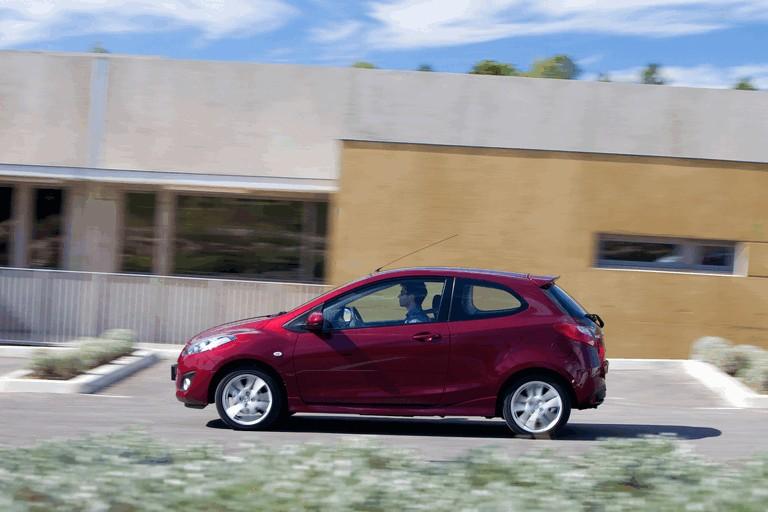2010 Mazda 2 291495