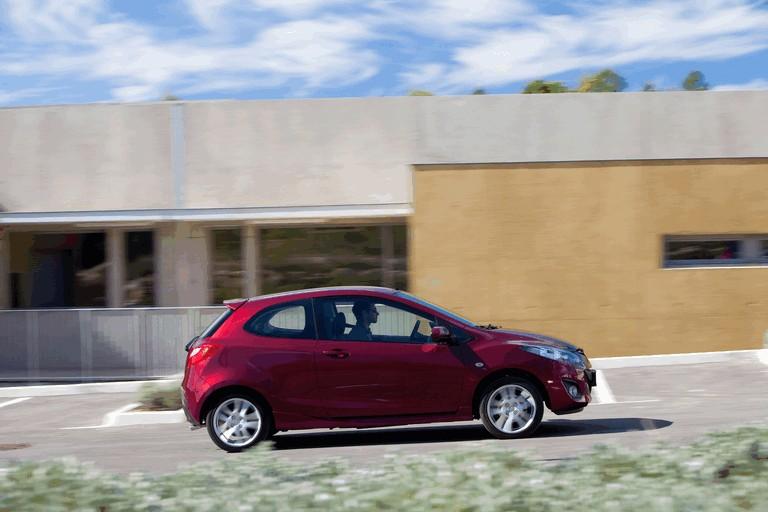 2010 Mazda 2 291496