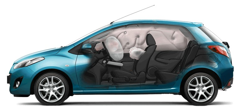 2010 Mazda 2 291502