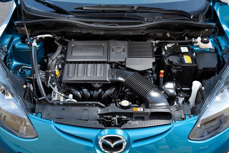 2010 Mazda 2 291506