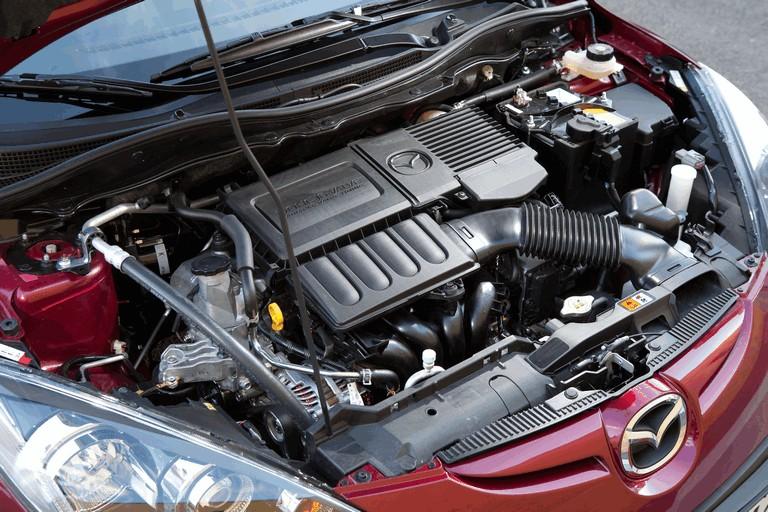 2010 Mazda 2 291507
