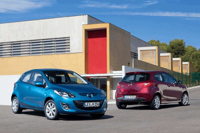 2010 Mazda 2 291508