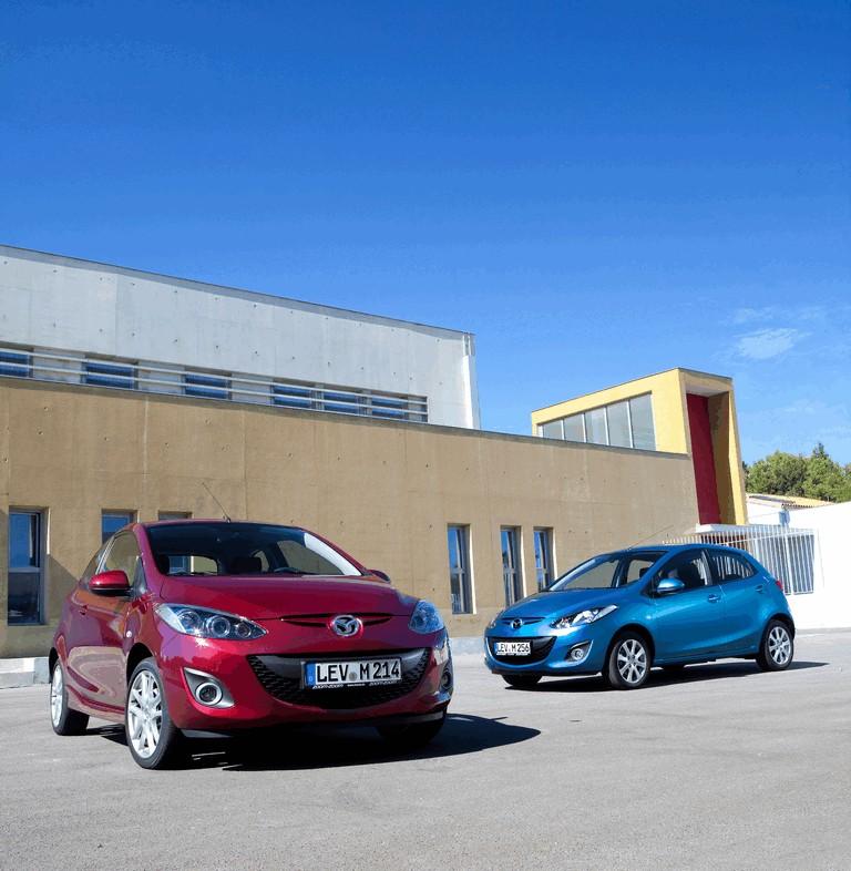 2010 Mazda 2 291509