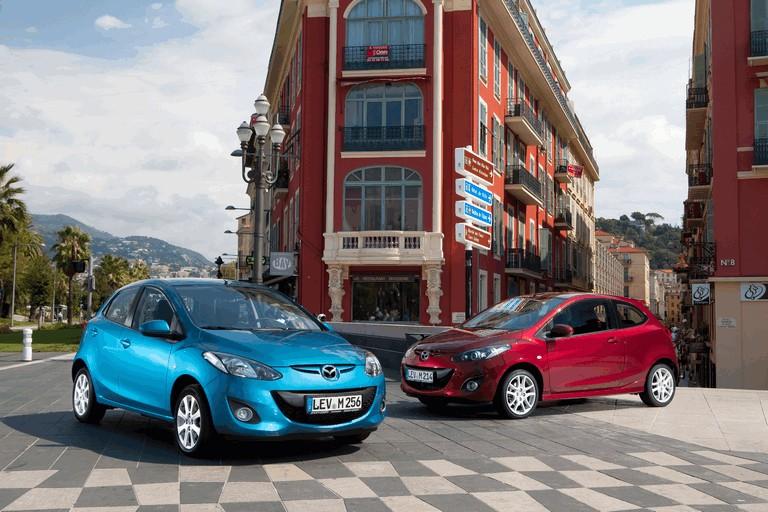 2010 Mazda 2 291511
