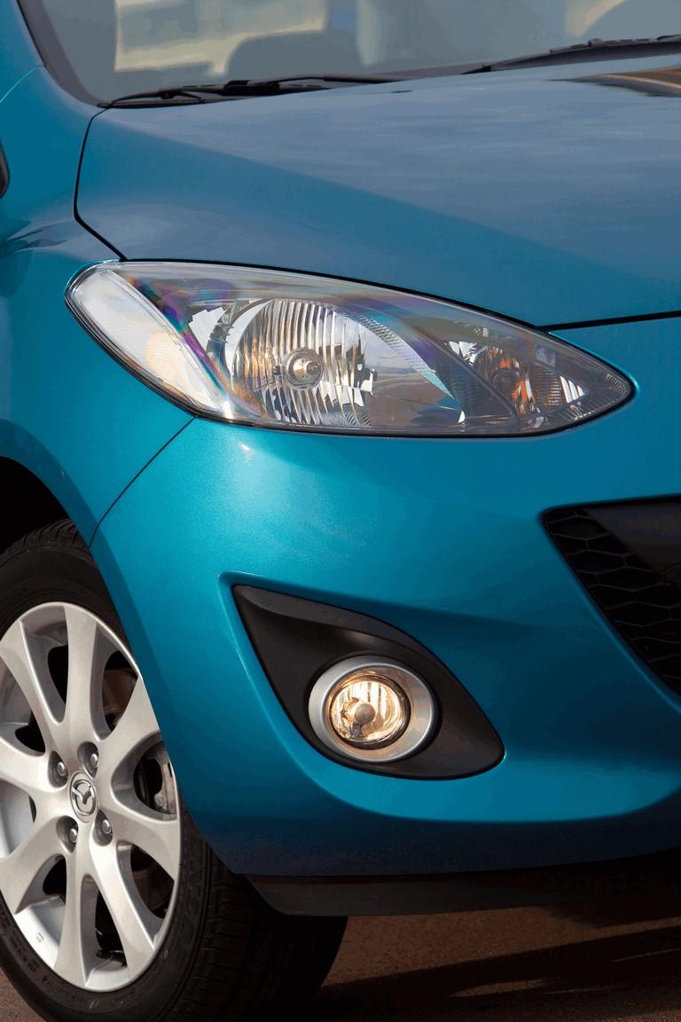 2010 Mazda 2 291512