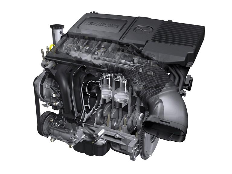 2010 Mazda 2 291543