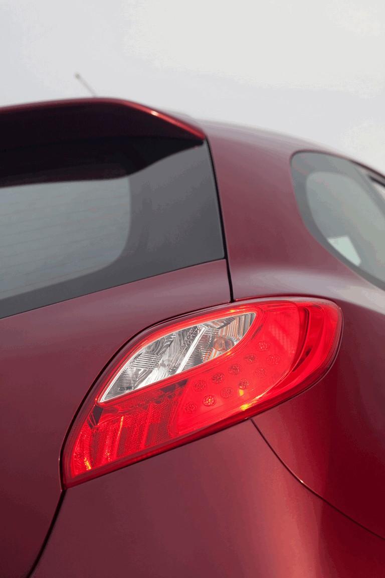 2010 Mazda 2 291546