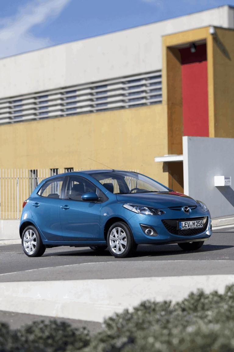 2010 Mazda 2 291548