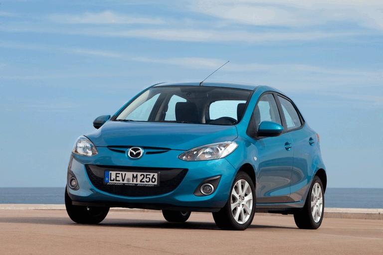 2010 Mazda 2 291557