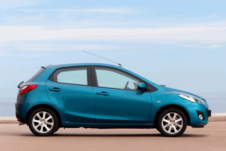 2010 Mazda 2 291558