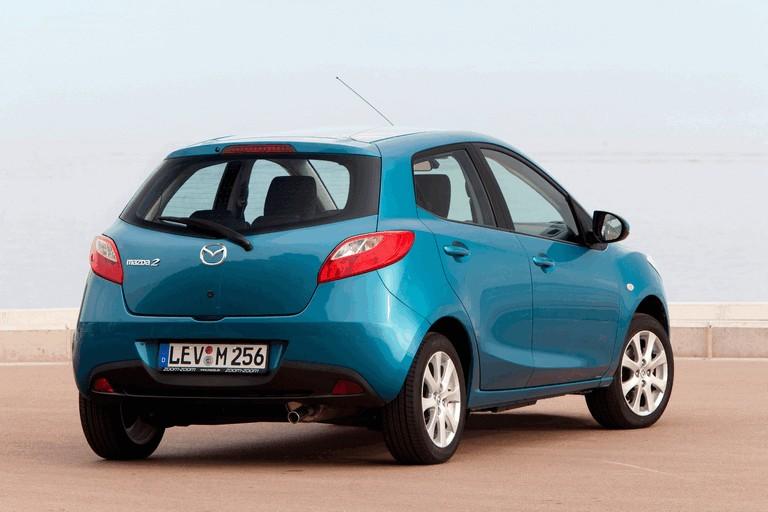 2010 Mazda 2 291561